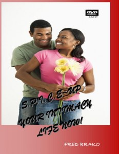 S.P.I.C.E. UP Your Intimacy Life Now - 4 DVD Set